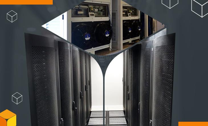 Como e por que insuflar o ar de um Data Center