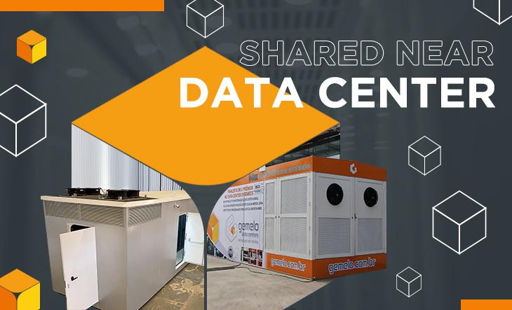 Como o Shared Data Center ajuda na proteção de dados?