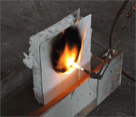 Data center à prova de fogo e estanque